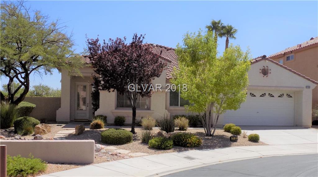 2132 STONE CROFT Street, Las Vegas, NV 89134