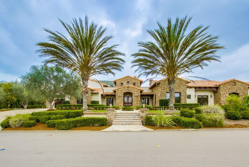 18027 El Brazo, Rancho Santa Fe, CA 92067