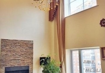 A Luxury Duplex Condo On Top Floor In A Quiet Neighborhood In A Very Convenient Location Close To Main St, Shopping, Hospital, Public Transport #7A. Comprises Of 2 Mbr, 3Bedrooms 3 Bathrooms, Hardwood Floors Through, High Ceilings, Fire Place, Brand New Kitchen, W/D In The Unit, Sauna Room Etc. 2 Parkings For Sale Separately @$60K Each.