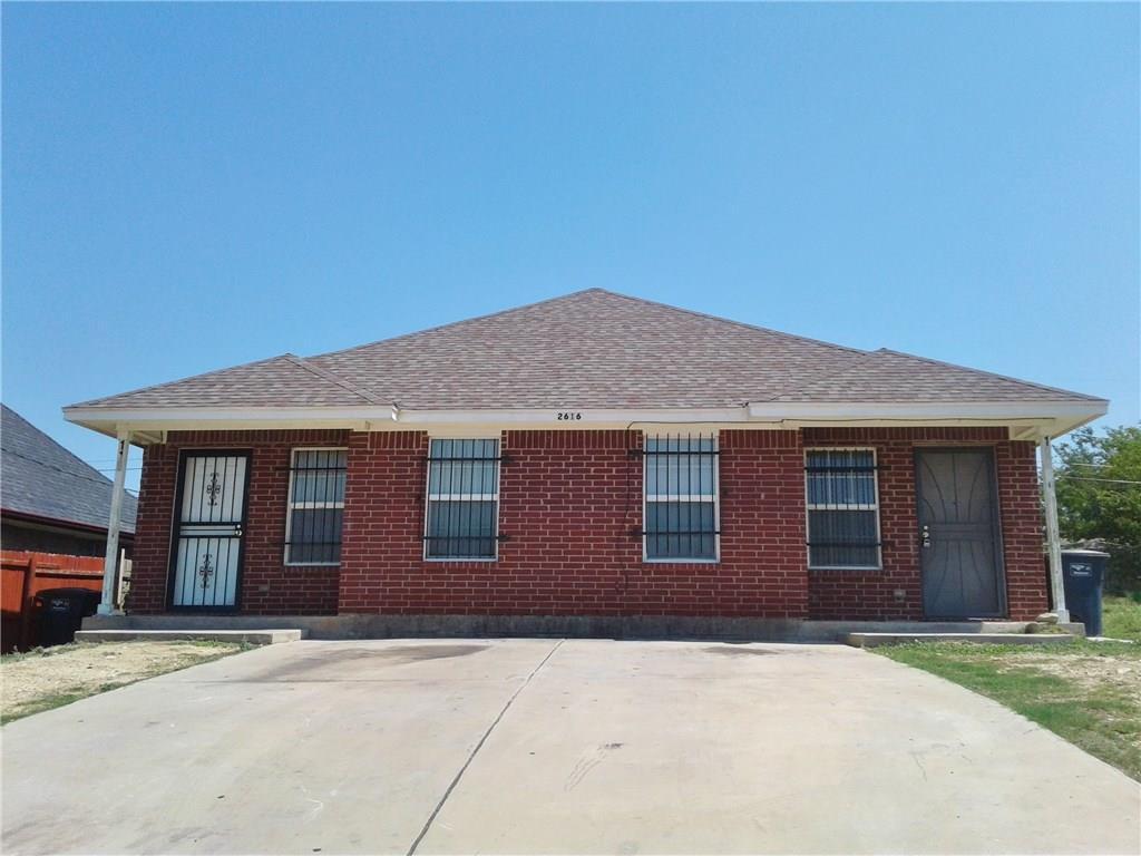2612 22nd Street, Fort Worth, TX 76106