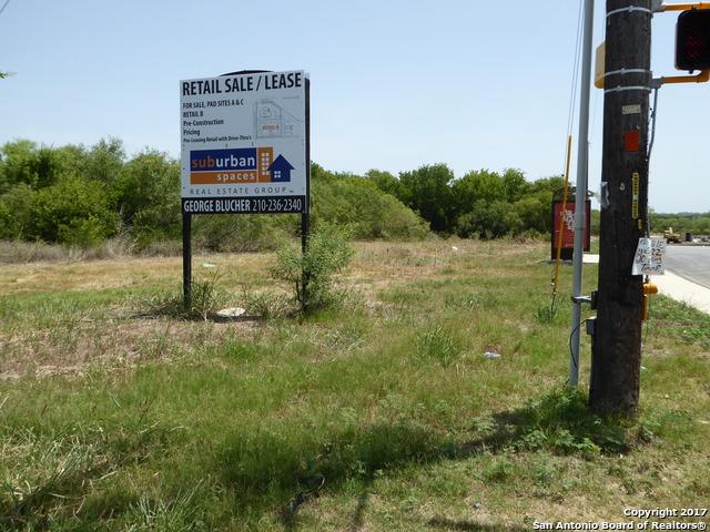 Medina Base Rd, Pad A, San Antonio, TX 78242