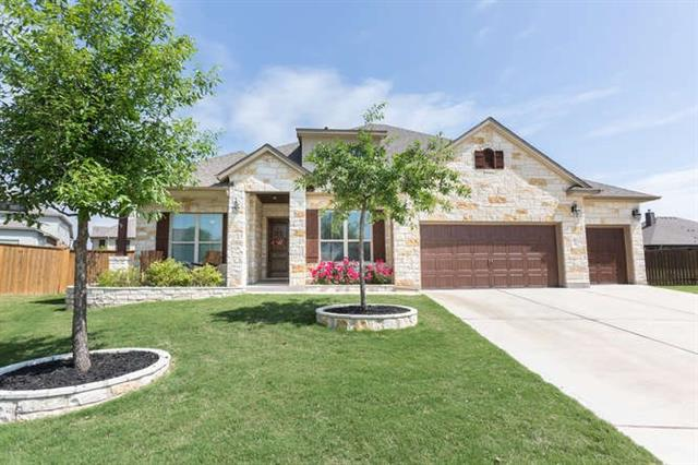 """Huge yard on culdesac in Paloma Lake!  Channing plan by MI Homes with 100K in upgrades.  Farmhouse feel, white kitchen cabinets, 2 SS convection ovens, 36"""" gas range with cast iron griddle, walk-in pantry, Touchless moen kitchen faucet.  Hand-scraped hardwood floors. 2 tankless Rinnai water heaters. Built in water softener system w/ kitchen sink reverse osmosis filter.  Hand-scraped hardwood floors. Energy efficient with 58 HERS rating, insulated garage doors,oversized gate,sprinkler,gutters,tons of tech."""