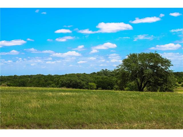 Beautiful rolling terrain located about six miles from Burnet. If you have ever dreamed of living in the country with its wide open spaces, watching wildlife and relaxing 7 Creeks is where you belong. An eight acre lake is being developed into a common area for land owners to enjoy.