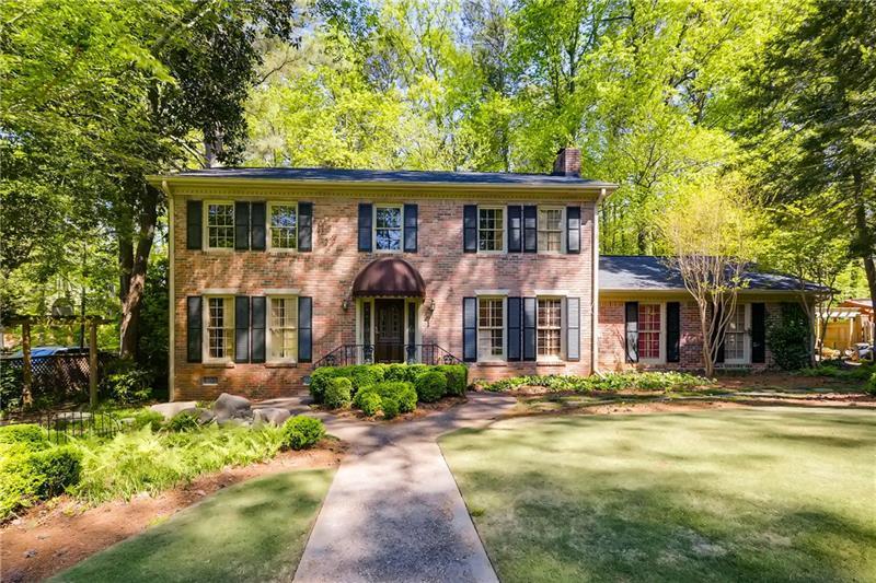 2848 Woodland Park Drive NE, Atlanta, GA 30345