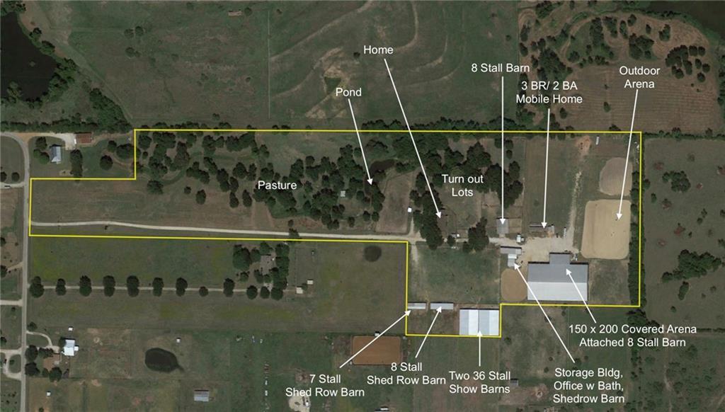 3555 Sauls Road, Aubrey, TX 76227