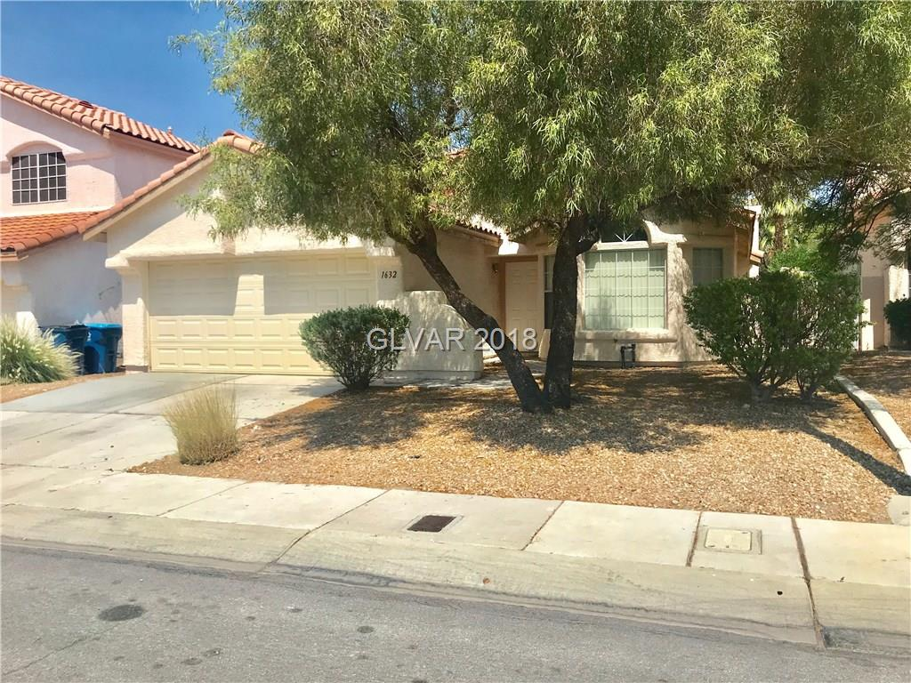 1632 MEXICAN POPPY Street, Las Vegas, NV 89128