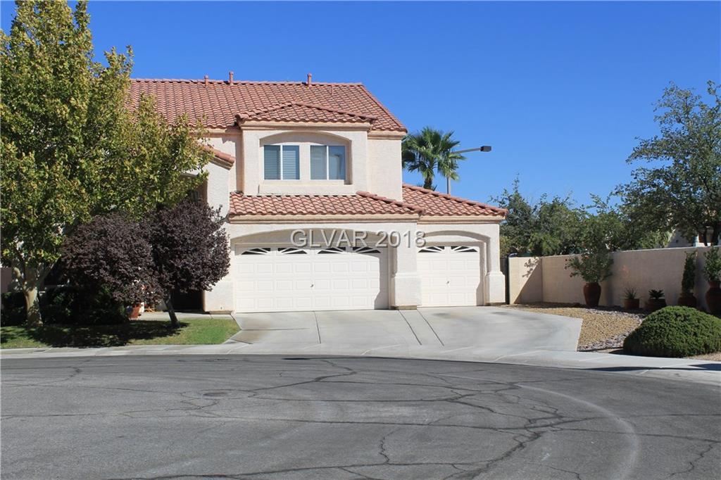 1600 TAMBORINE Court, Las Vegas, NV 89128