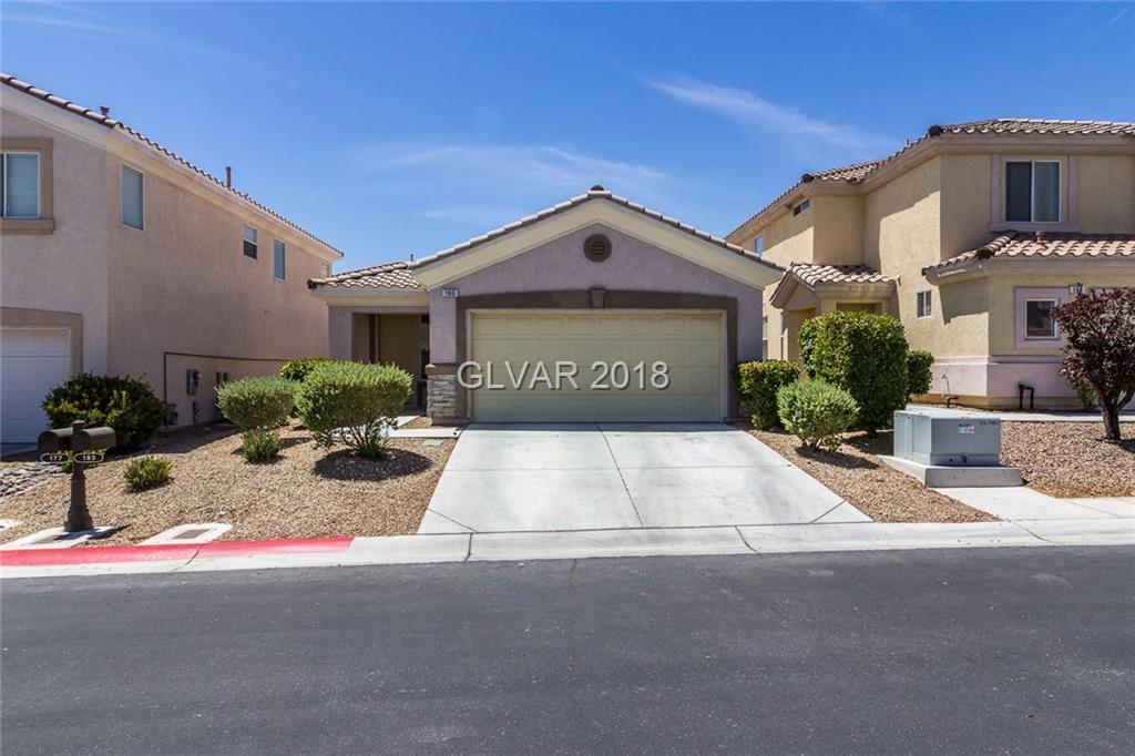 183 PAXON HOLLOW Court, Las Vegas, NV 89148