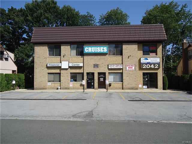 Great condition brick 2 story office building on Central Park Ave. in Yonkers. 6 rental units. 4 are occupied & 2 vacant. Below market rents.  