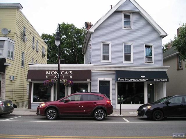 391-393 Broad Street, Bloomfield, NJ 07003