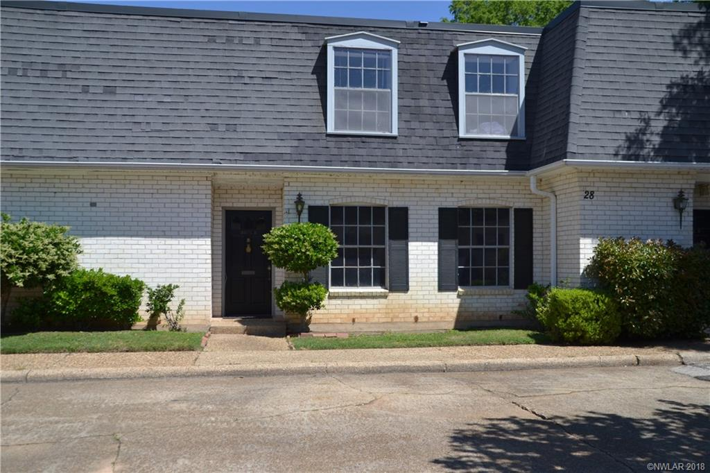 Great 3 Bedroom, 2.5 Bath, 1,757 Square Feet, 2 Story Condo In Gated Normandy Village. Fresh Carpets And Paint Throughout. All Bedrooms On 2nd Floor With Two Full Baths. Half Bath On First Floor With Plenty Of Space To Spread Out. Beautiful Back Patio Leading To 2 Reserved,Covered Parking Spots. HOA Includes All Electric,Gas, Water, Grounds Upkeep, 2 Swimming Pools, Clubhouse Maintenance, Trash Pick Up At Door, And Gate Maintenance.