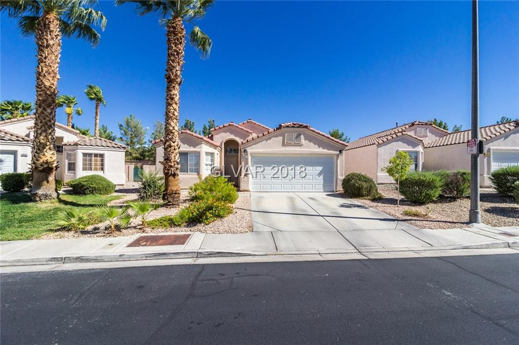 Unbelievable home in Green Valley, gated w/stunning Pool & SPA. Path to sidewalk close to GVR Casino & The District! Open floor plan & great Room with top quality upgrades. Tile floor in kitchen, Bamboo Floors, tankless H2O heater surround sound, shutter, too much to list!