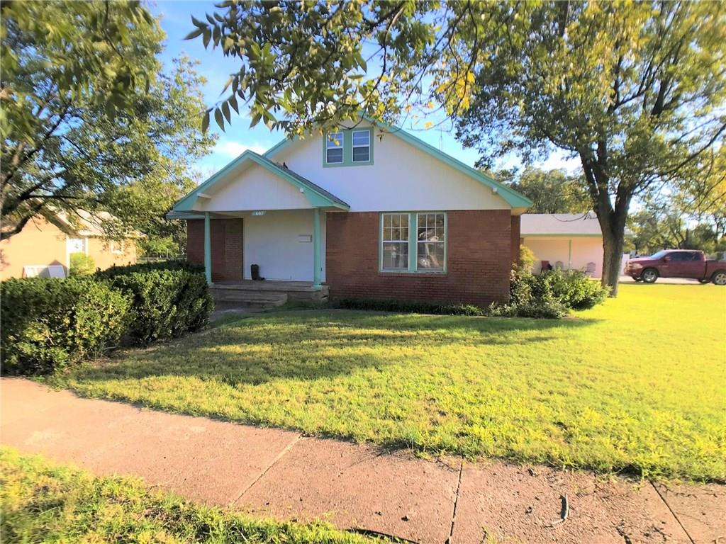 607 N 5th Street, Haskell, TX 79521