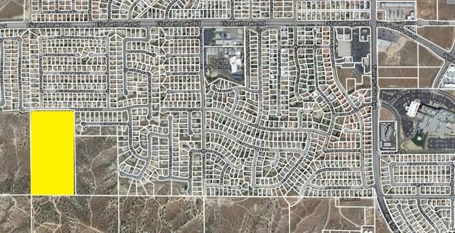 0 VAC/COR 20TH STW/DATE PALM Drive, Palmdale, CA 93550