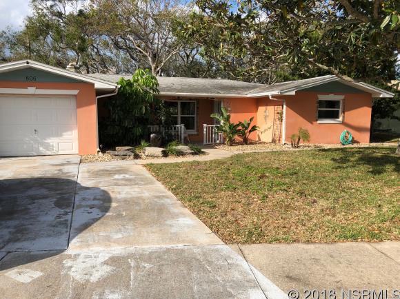 806 SANDPIPER AVE, New Smyrna Beach, FL 32169