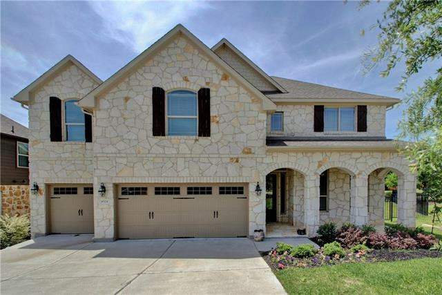 **MOTIVATED SELLER- ASK ABOUT CLOSING COSTS** Beautiful Teravista 4 Bedroom 3.5 bath Corner-lot & Cul-de-sac home. Oil rubbed bronze finishes, open concept w/ mother-in-law floor plan, office, formal dining, vaulted ceilings, crown molding through-out! Master on the main with master closet system. Kitchen open to entire 1st floor. 3-car garage for extra storage or a workout room, backyard faces the golf course, offers scenic views from the master bedroom, the living room and the breakfast area too!