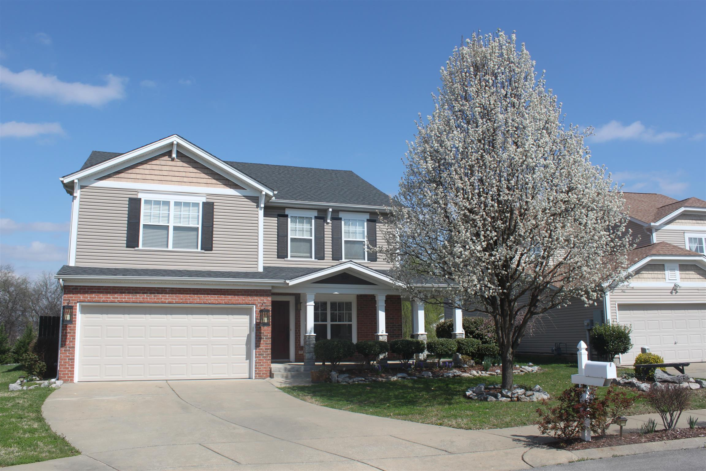 106 Tate Court, Spring Hill, TN 37174