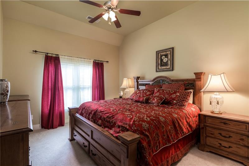 Large Upstairs Bedroom with Private Bath