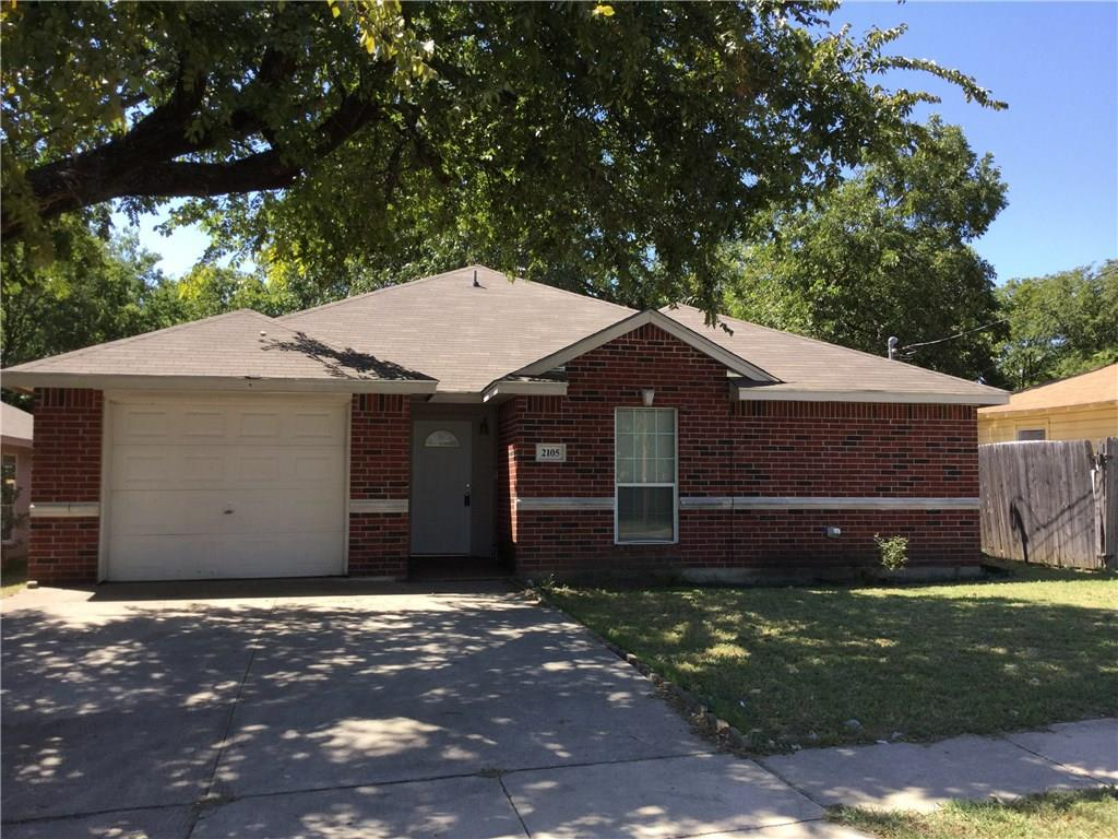 2105 WE ROBERTS, Grand Prairie, TX 75051