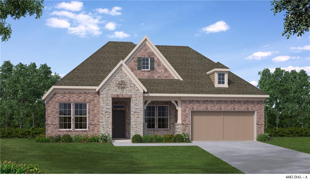 4909 Campbeltown Drive, Flower Mound, TX 75028