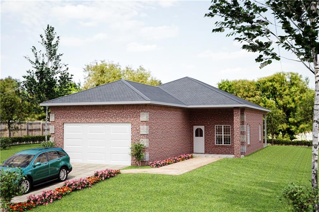 1041 Pangburn Street, Grand Prairie, TX 75051