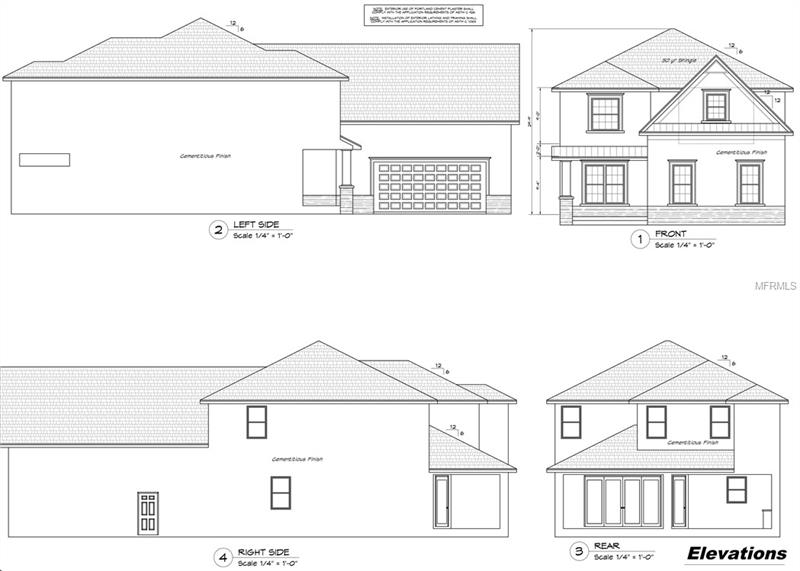 """Under Construction. Introducing a stunning new residence being built by Galin Homes of Tampa Bay offering quality design and craftsmanship. This 2-story home encompasses 3,275 SF of air conditioned living space and offers 4 bedrooms, 3 full and 2 half baths, bonus room, mudroom, laundry room, 2 car garage, plus pool with ozone system. Completion is expected to be by the end of April 2019. Very light, airy open living concept with custom cabinetry, contemporary color palette, energy star impact glass windows and doors, block and wood construction with 9'4"""" ceilings downstairs and 9' upstairs. Floor plan, renderings, and specifications are available. Opportunity for modifications and color selections are available for a limited time. Enjoy effortless entertaining with open kitchen and family room. Kitchen features island, dual sinks, double ovens, granite countertops, LG appliances. Spacious master suite with his and her walk-in closets, steam shower and free standing soaking tub. Large bonus room with half bath has potential for full bath. Additional amenities include 2 tankless hot water heaters, 2 air conditioning systems, water softener system, prepped for generator, plus so much more. Your South Tampa dream home awaits you"""