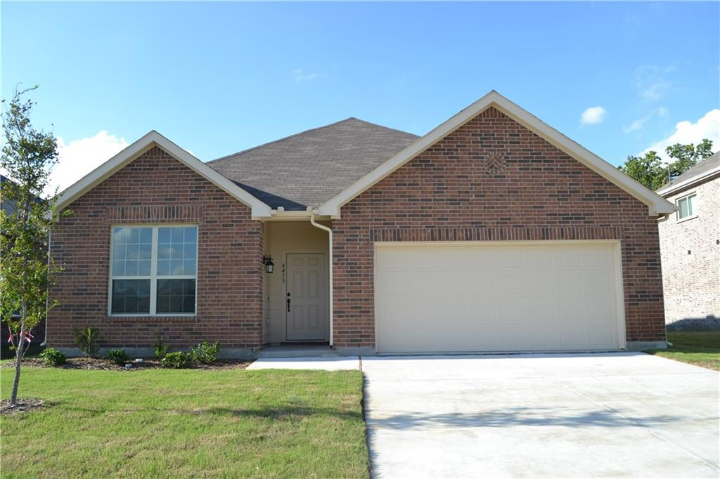 4413 Hummingbird Drive, Sherman, TX 75092