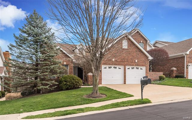 14649 Amberleigh Hill Court, Chesterfield, MO 63017