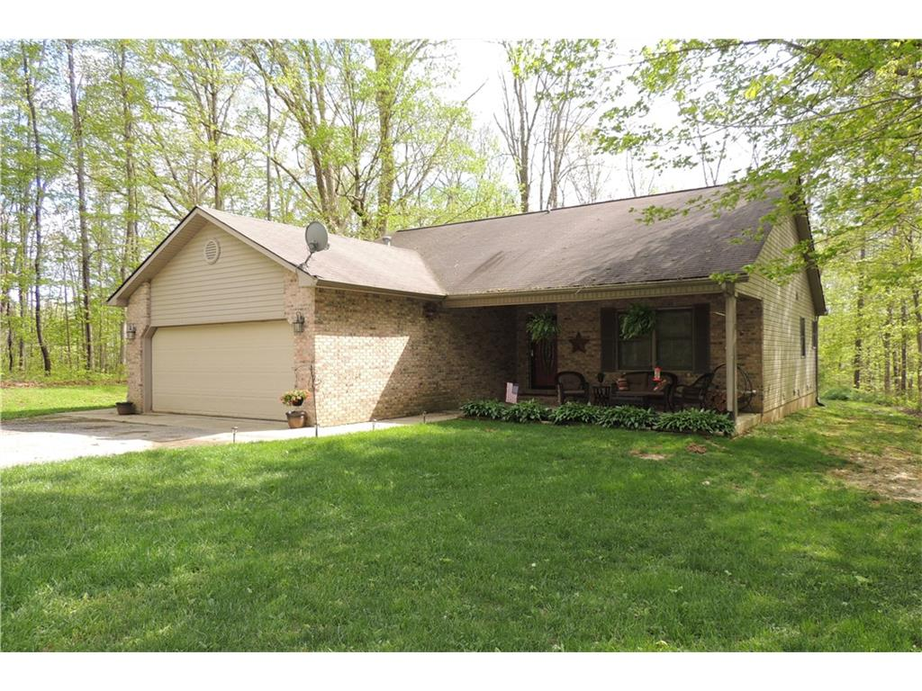 305 Mill Springs Court, Fillmore, IN 46128