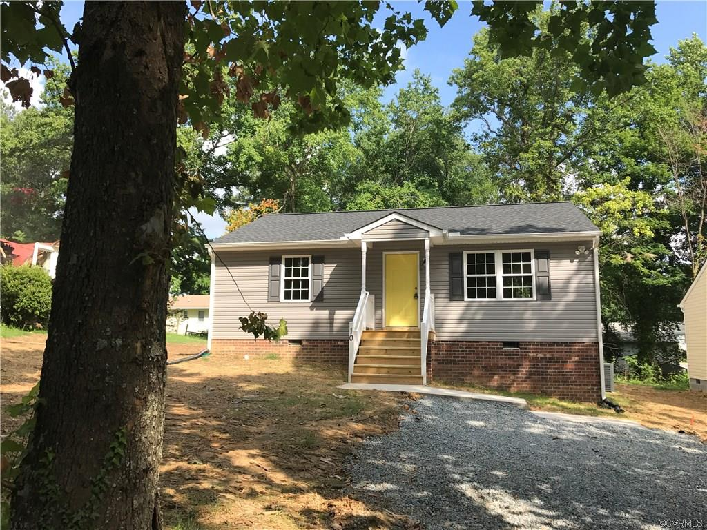 New Houses In Henrico County Va Less Than 250k