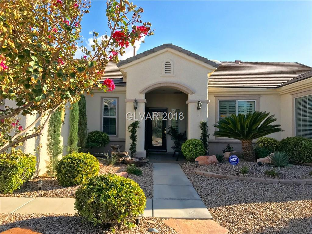 2885 HAYDEN CREEK Terrace, Henderson, NV 89052