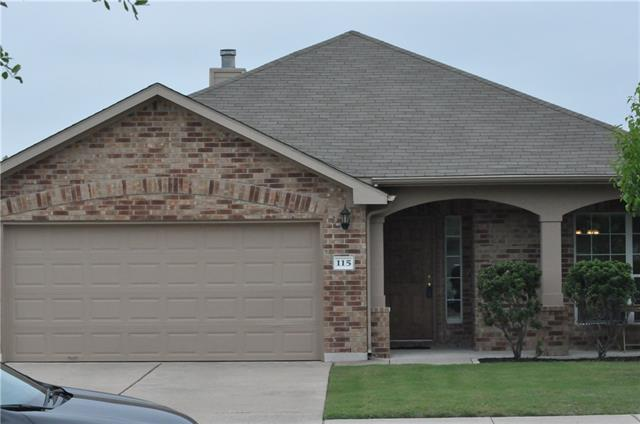Very well maintained Gehan Bayberry Plan. Home features 3 good size bedrooms and 2 baths. Master has double sinks and walk in Shower and Garden Tub..2 Living areas one with Wood Burning Fireplace. 2 Dining areas. Open from Kitchen to Living area. Tile backsplash in kitchen, Hard tile in Entry. Plumbed for Water Softener. Just down the street from the park. Easy access to the Toll Road and 685.