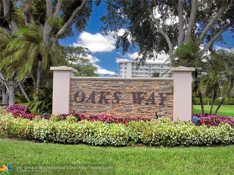 GREAT UNFURNISHED CORNER UNIT IN MOST DESIRED PALM AIRE! 3 BEDROOMS 2 BATHS IN OAKS WAY. BEAUTIFUL GOLF AND LAKE VIEW. MOVE-IN READY, KITCHEN AND BATHS WITH UPDATES,WASHER & DRYER, BASIC CABLE & WATER INCLUDED IN RENT, FEW STEPS TO POOL, EXCELLENT BARBECUE GRILLS, CLOSE TO SHOPPING, BANKS,RESTAURANTS, PUBLIX W/PHARMACY, CASINO, PARK WITH TENNIS COURTS, CHILDREN'S PLAY AREA & EXCERSICE CIRCLE. CUL-DE-SAC FOR MAJOR SECURITY & PRIVACY. MIN TO BEACH AND EASY ACCESS TO MAJOR ROADS. CLOSE TO FT. LAUD AIRPORT .