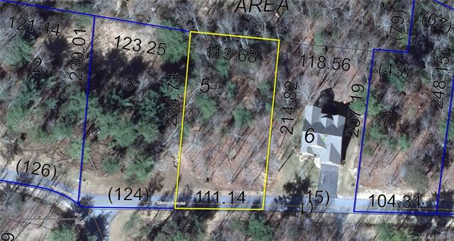 Beautiful .57 acre lot located in Solomons Cove. Natural setting with common area stream. City Water/Utilities available. 3 bdrm Septic permit. Convenient location - Close to Downtown Historic Hendersonville.