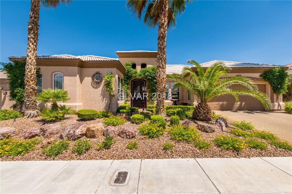 4754 RIVA DE ROMANZA Street, Las Vegas, NV 89135