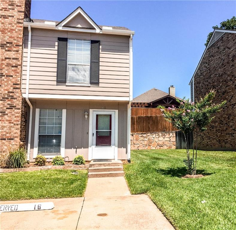 16 Abbey Road, Euless, TX 76039