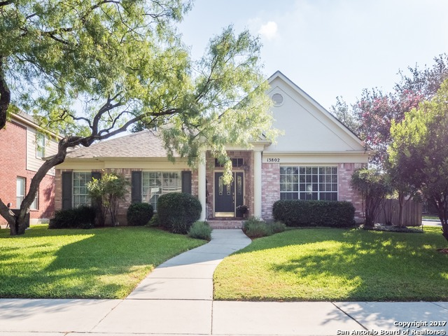 13802 SHAVANO GLENN, San Antonio, TX 78230