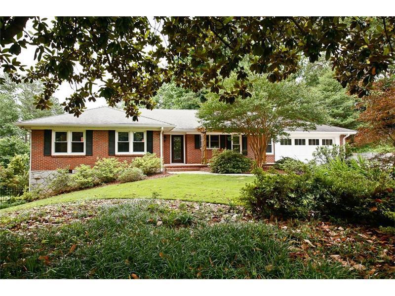 1567 Deer Park Road NE, Atlanta, GA 30345