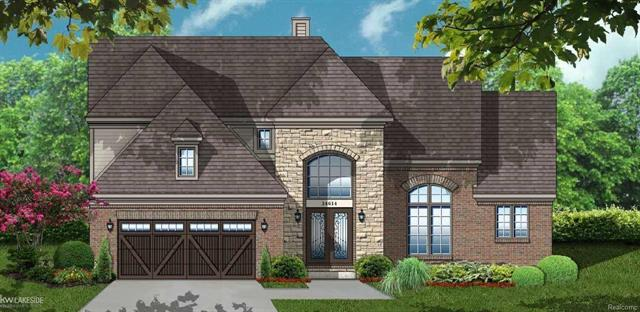 **THIS IS A ** TO BE BUILT ** PICTURES SHOWN ARE BASE MODEL PLUS EXTRAS** IMPRESSIVE CUSTOM BUILT SPLIT LEVEL COMING SOON TO SHELBY TWP. STILL TIME TO PICK OUT COLORS  AND FINISHES TO MAKE THIS HOME EVERYTHING YOU COULD ASK FOR. RESERVE YOUR LOT AND LETS GET YOUR HOME STARTED. WE CAN ALSO BUILD A COLONIAL OR SPLIT LEVEL.