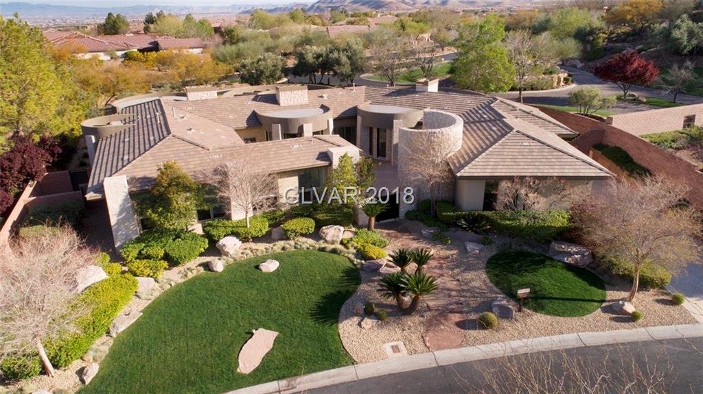 37 PROMONTORY RIDGE Drive, Las Vegas, NV 89135