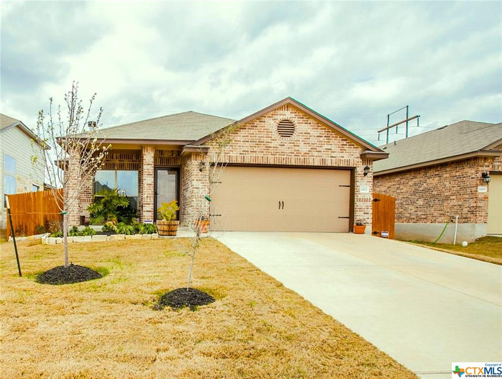 1422 Amber Dawn Drive, Temple, TX 76502