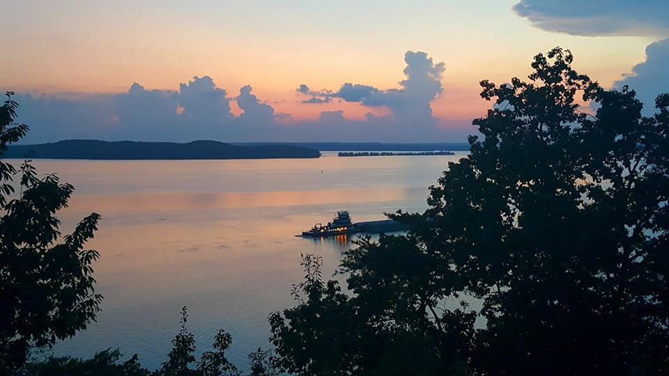 131 Acres with deep water cove to dock your large boat. Great hunting and fishing. Located near Leatherwood. Year round spring and a private cove on KY Lake. Heavily wooded. Lots of waterfront footage.  Build your dream home in this outdoorsman's paradise.