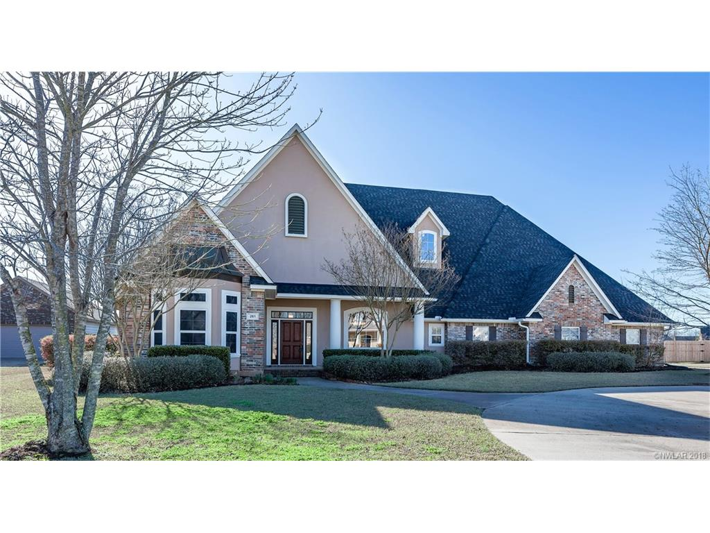Image of a Luxury Home in 261 Cattail Trail North Bossier, LA