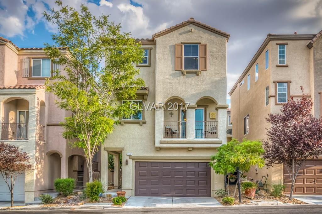 BEAUTIFUL 3 STORY HOME IN MOUNTAINS EDGE ~ KITCHEN HAS UPGRADED CABINETS, GRANITE COUNTERS AND STAINLESS STEEL APPLIANCES ~ HOME IS IMMACULATE THROUGHOUT ~ YOU WILL WANT TO CALL THIS HOME ~