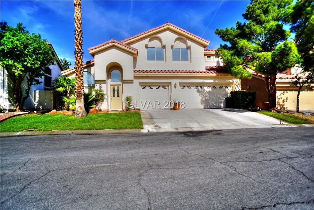 1705 CRYSTAL CREEK Circle, Las Vegas, NV 89128