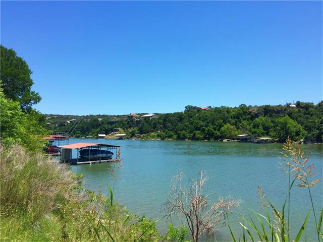 Owner financing available!! Beautiful 2.35 waterfront acres in gated, custom home neighborhood. Hill country equestrian community meets waterfront living! This lot is situated along the Pedernales River, measuring 94 feet along the water. Perfect lot for building a home with views. 2 horses allowed on property. Light building restrictions and just 15 minutes from the shops at the Hill Country Galleria.