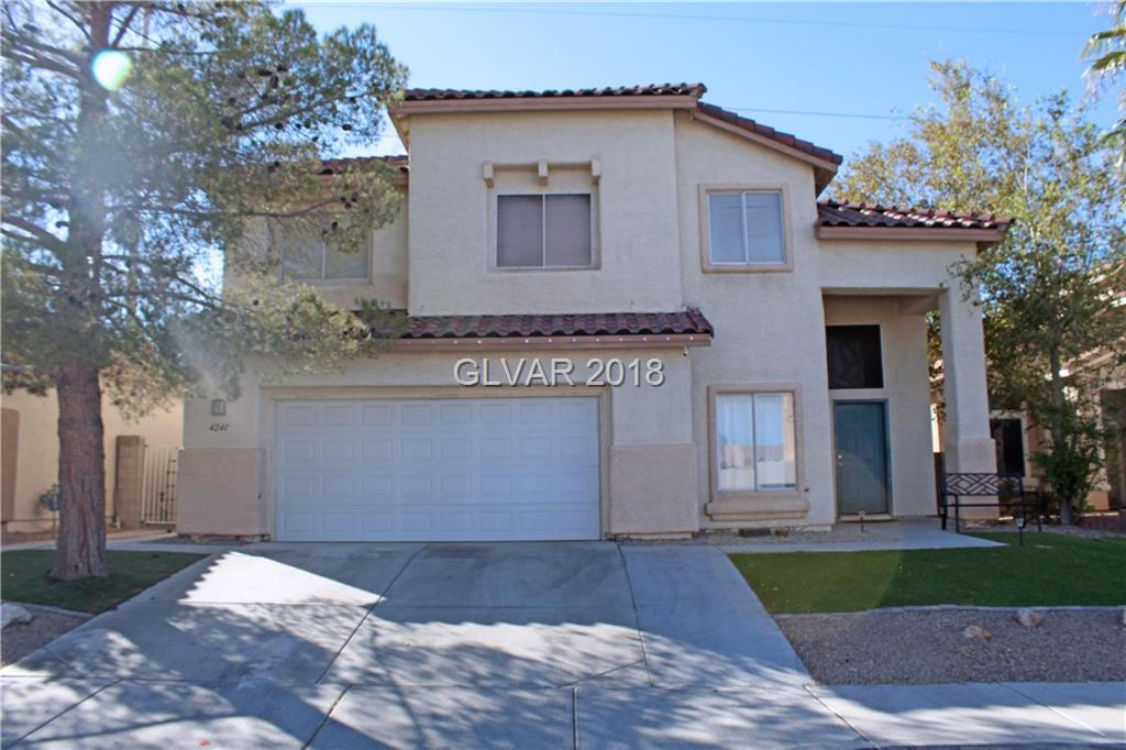 4241 WICKFORD Drive, Las Vegas, NV 89032