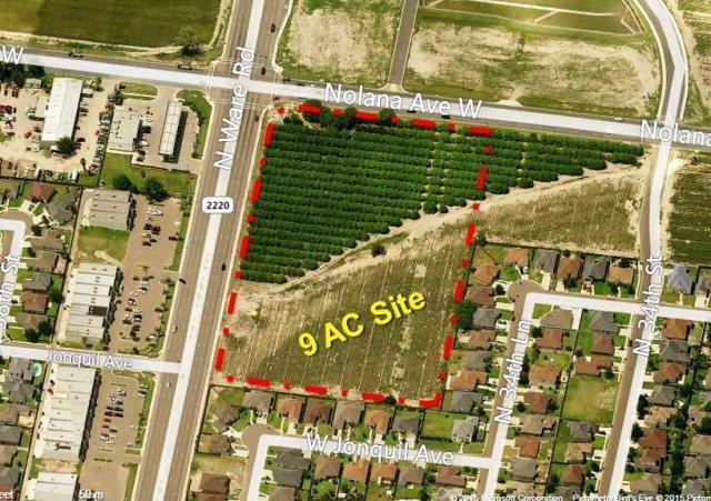 3900 N Ware Road, McAllen, TX 78501