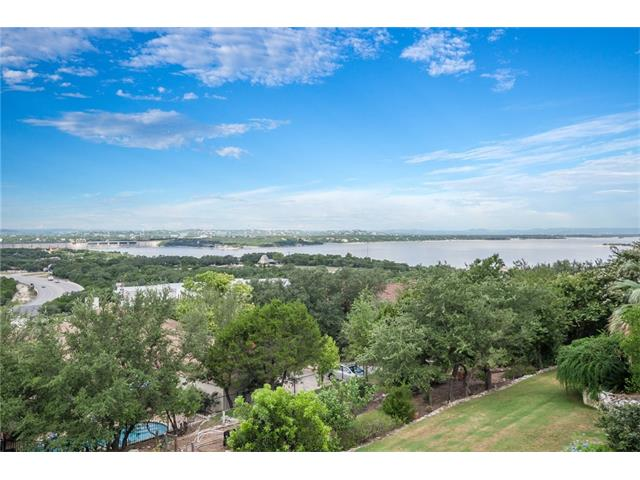 PRICE REDUCED! 5/3 3386 sq. ft. SOLAR POWERED, GORGEOUS CONTEMPORARY HOME with WALLS of WINDOWS & BREATHTAKING PANORAMIC LAKE TRAVIS VIEWS. Located in desirable Hughes Park this OPEN, LIVABLE, ENERGY EFFICIENT & UPDATED(2006,2008,2016)  home features new STATE OF THE ART SOLAR SYSTEM,  Large open living room, Lovely master suite, Updated kitchen and baths, Huge game room,Beautiful POOL w/ heated spa & waterfall, Wood floors, 1200 sq. ft of decks/balconies, big yard & HIGHLY ACCLAIMED LEANDER SCHOOLS.