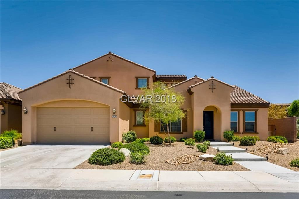 Come see this gorgeous home in the very prestigious, guard gated, CLUB MADEIRA! This corner lot home has 4 bdrms and 4 baths. It has a stunning gourmet kitchen, eating area & formal dining. The mstr bdrm is downstairs. It has 1 bdrm & 1 full bath upstairs along with a media room & a MASSIVE game room! It has a 3 car tandem garage and tankless water heater. Not to mention...THE CLUBHOUSE! It has a state of the art gym, pool, tennis courts & bball!